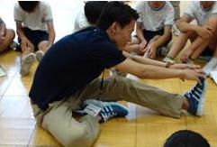 練馬区光が丘第八小学校「子供のスポーツ障害と予防策」