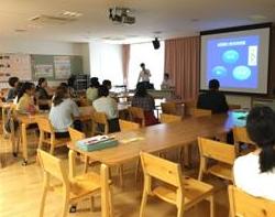 世田谷区上北沢小学校「成長期に発生しやすい傷害と予防」