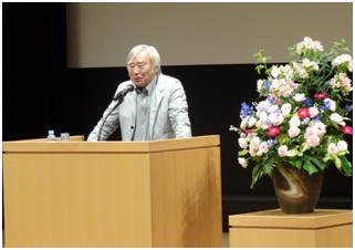創立50周年記念 一般公開講座報告
